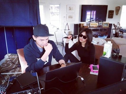 Zhu Zhu instagram post