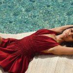 Zoe Saldana hot gamora actress photos sexy Instagram bikini pictures