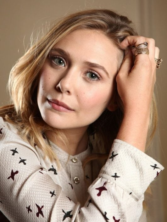 elizabeth olsen hot look