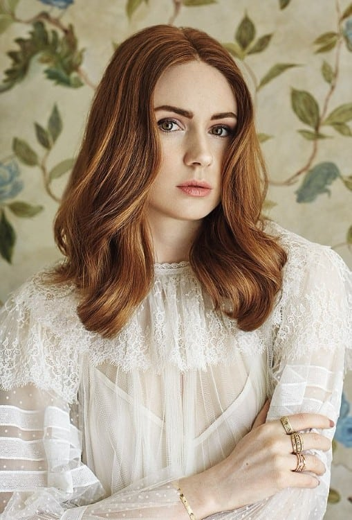 karen gillan hot instagram post