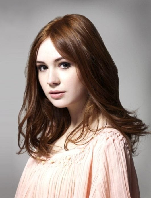 karen gillan hot marvel actress