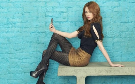 karen gillan sexy guardians of the galaxy nebula