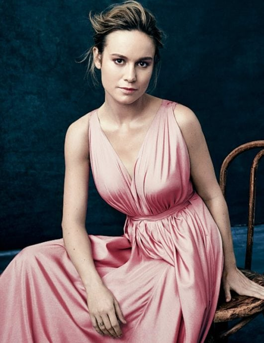 sexy brie larson photos actress of avengers 4