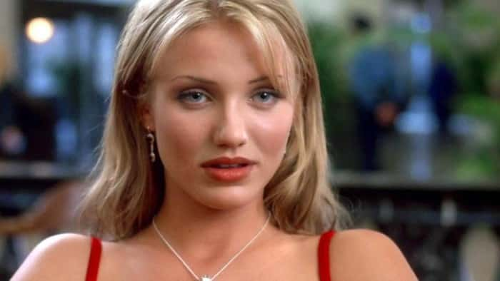 Cameron Diaz in The Mask actress