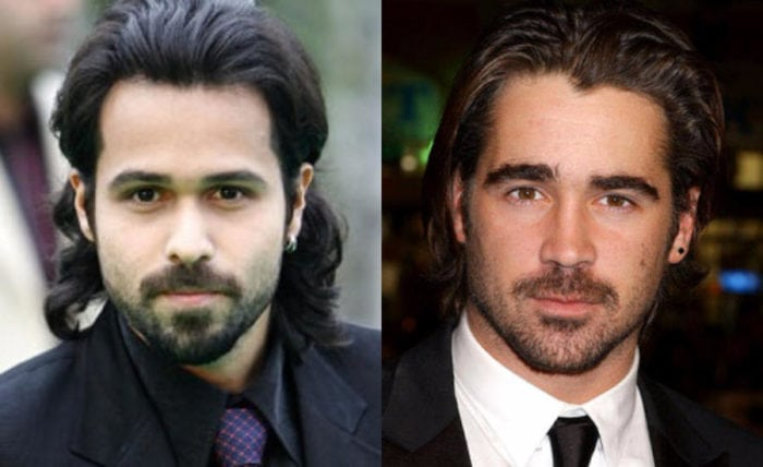 Emraan Hashmi and Collin Farrel