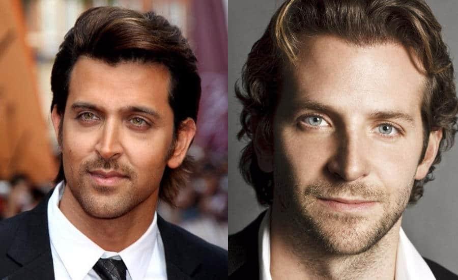 Hrithik Roshan and Bradley Cooper