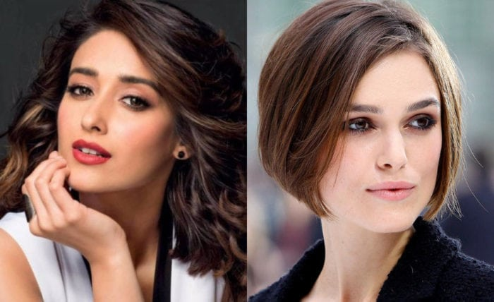 Ileana D'Cruz and Keira Knightley