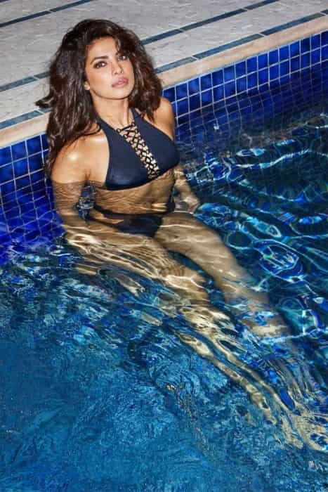 Priyanka Chopra hot bikini photoshoot