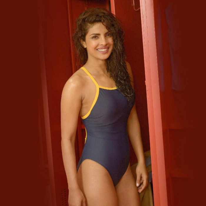 Priyanka Chopra looks ravishing in this sexy swimwear