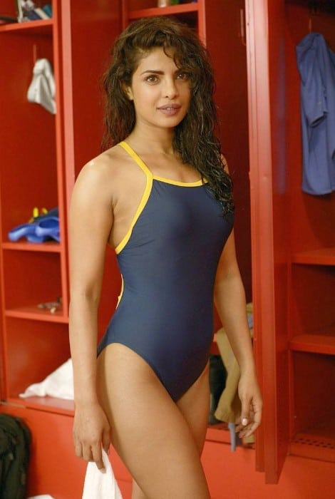 Priyanka Chopra quantico bikini hot look