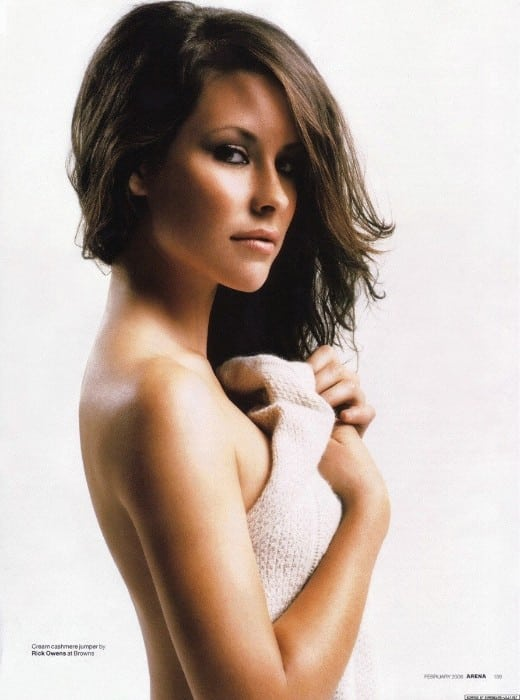 evangeline lilly hot near nude photo