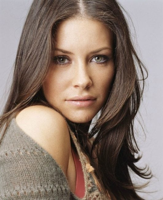 evangeline lilly naked in clothes lol