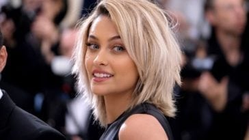 hot Paris Jackson latest pic