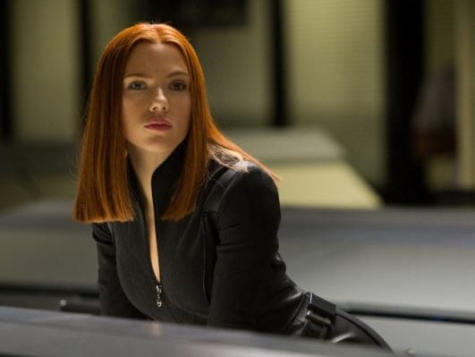 scarlett johansson hot pics from a movie as black widow