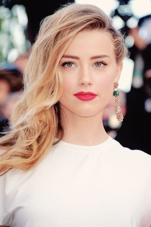 50 Hottest Amber Heard Pictures | Sexy Near-nude Images ...