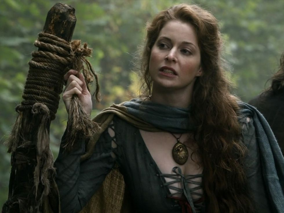ESME BIANCO as ROS in GOT