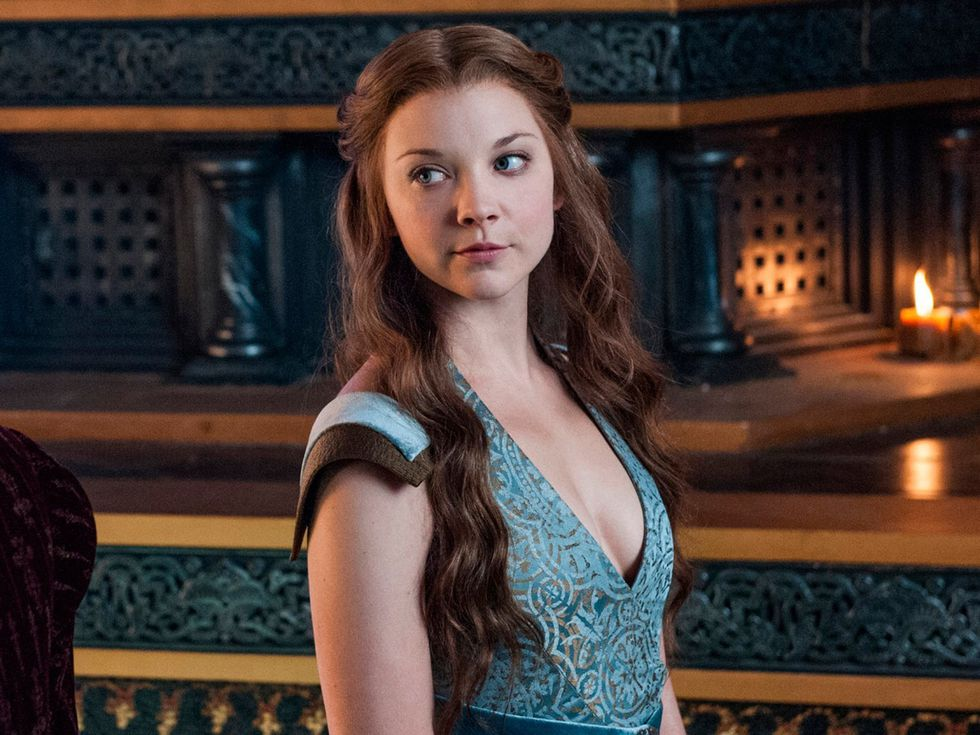 Natalie Dormer played hot Margaery in Game of Thrones