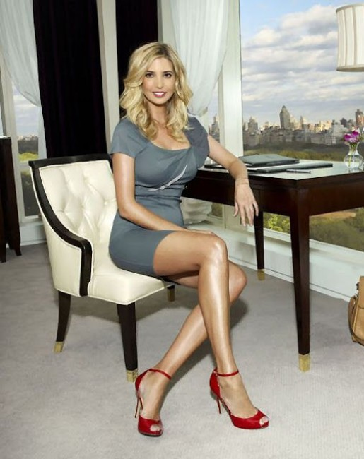 donald trump daughter ivanka trump hot pics