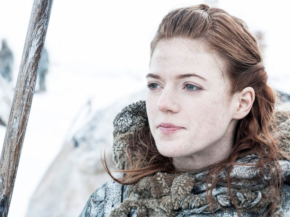 rose-leslie hot actress of game of throns