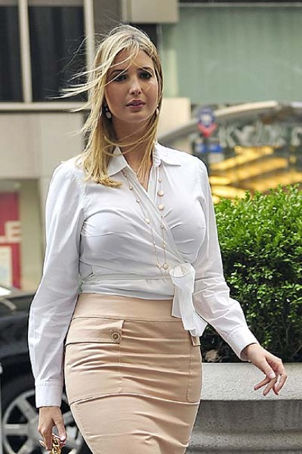 trump daughter ivanka hot pics