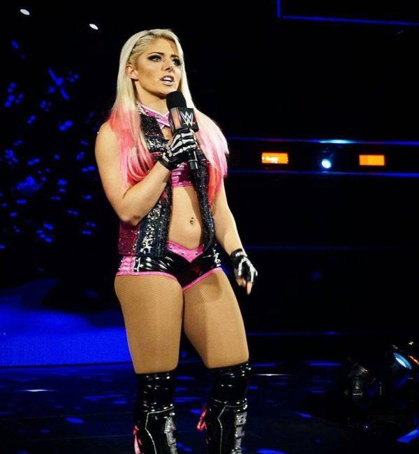 Alexa Bliss ass lookinh hot