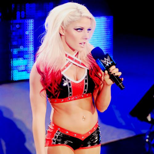 Alexa Bliss hot SmackDown-Live WWE NXT-Promo