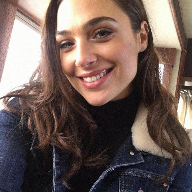 Gal Gadot Sexy Wonder Woman hot selfie