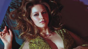 Melissa Benoist magazine hot photo