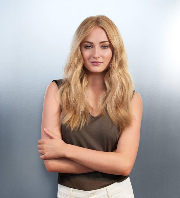Sophie Turner hot lookin image