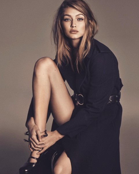 gigi hadid photoshoot still