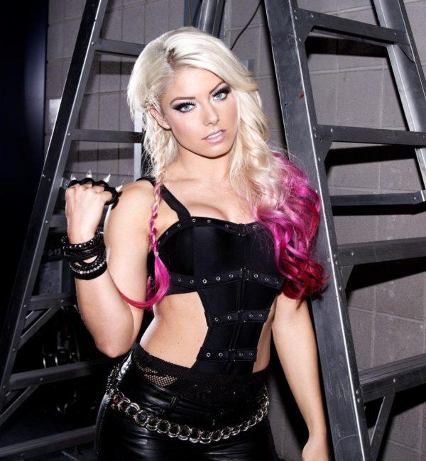 hd hot imge of Alexa-Bliss