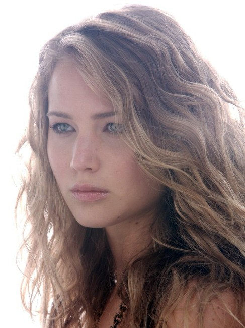 jenifer lawrence hot and sexy face