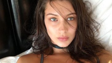 model Bella Hadid hot photo