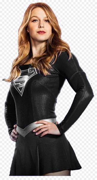sexy supergirl show actress Melissa Benoist