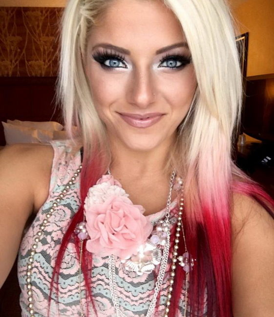 wWE NXT Diva Alexa-Bliss hot pictures