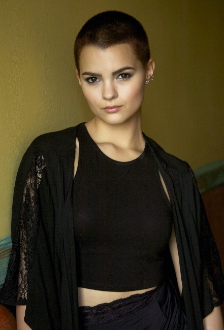 32 Hottest Brianna Hildebrand Pictures Negasonic 'Deadpool' Actress