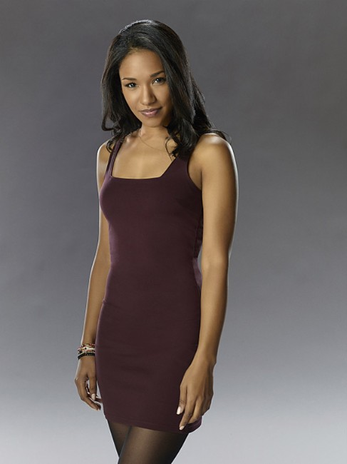 Candice Patton sexy looking picture