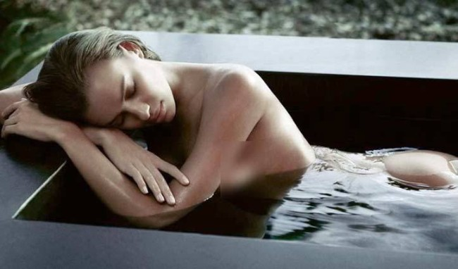 Cristiano Ronaldo ex gf Irina Shayk nude picture