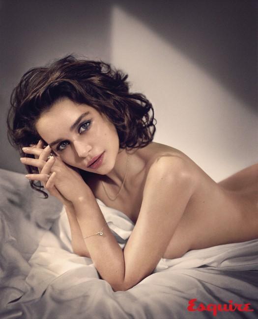 Emilia Clarke nude photo