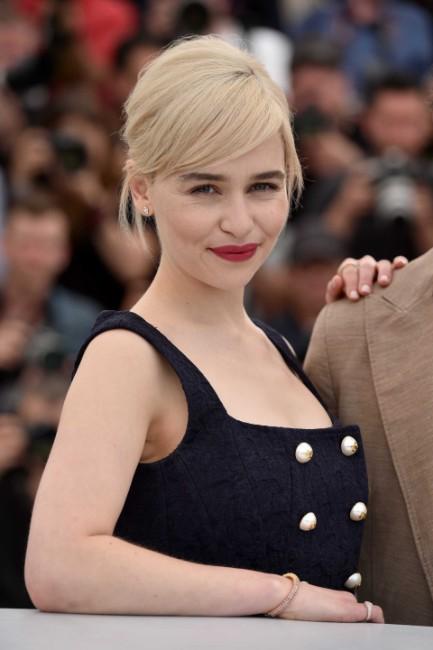 Emilia Clarke sexy image