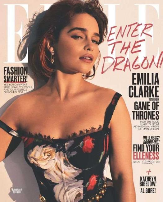 Emilia Clarke sexy images