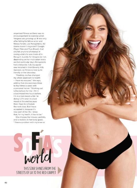 Sexy Sofia Vergara nude picture