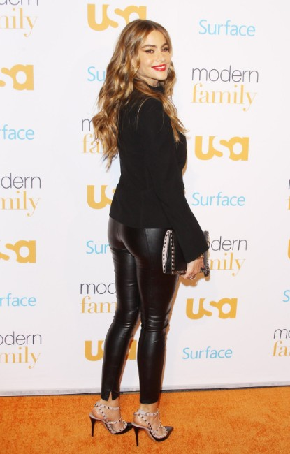 Sofia Vergara hot at an event