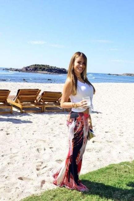 Sofia Vergara hot at beach