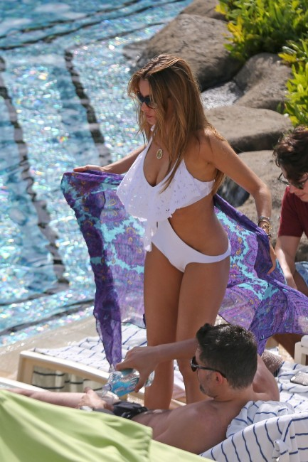 Sofia Vergara hot in bikini (2)
