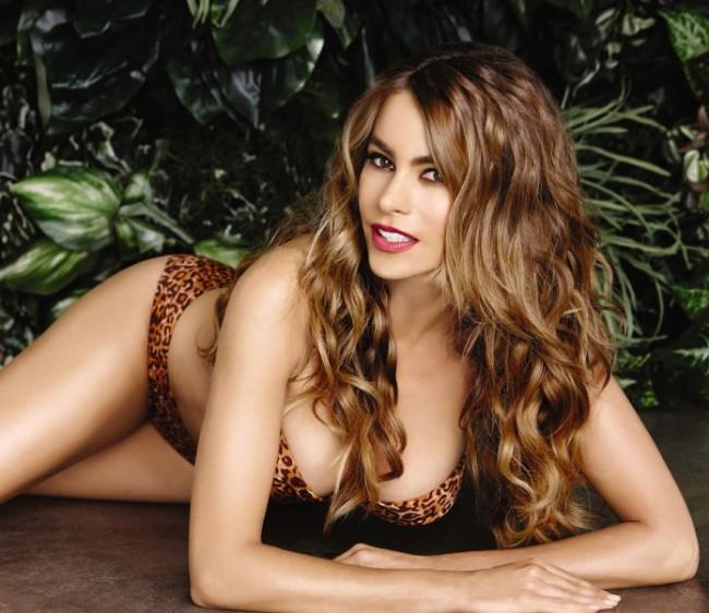 Sofia Vergara sexy fit actress photos