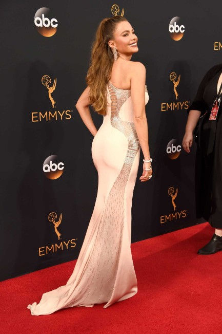 actress Sofia Vergara at-68th Annual Primetime Emmy Awards
