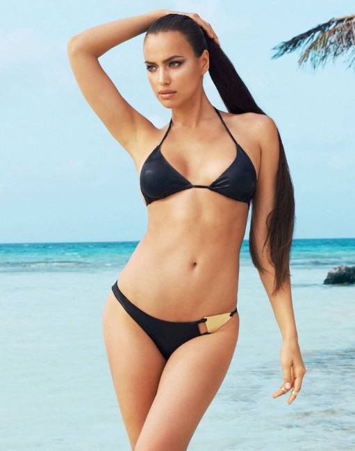 Cristiano Ronaldo's ex girlfriend Irina Shayk imags