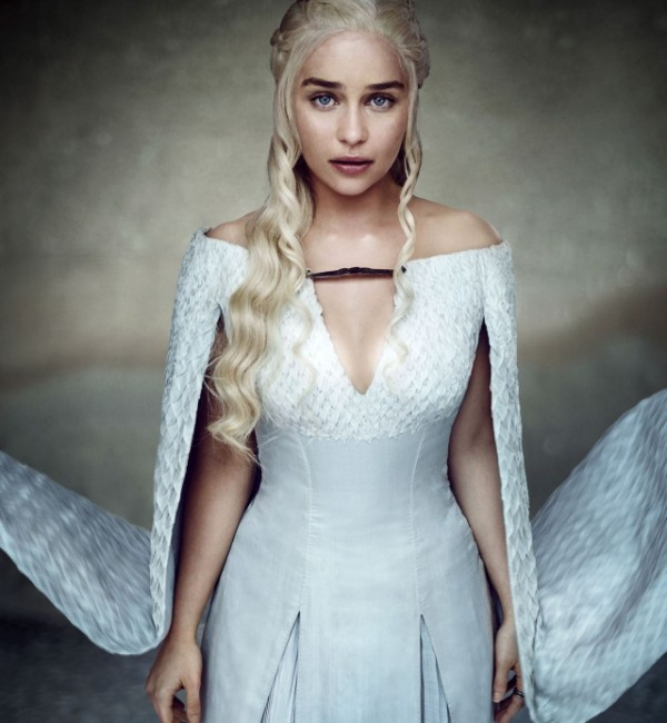 emilia clarke game of thrones actress hot