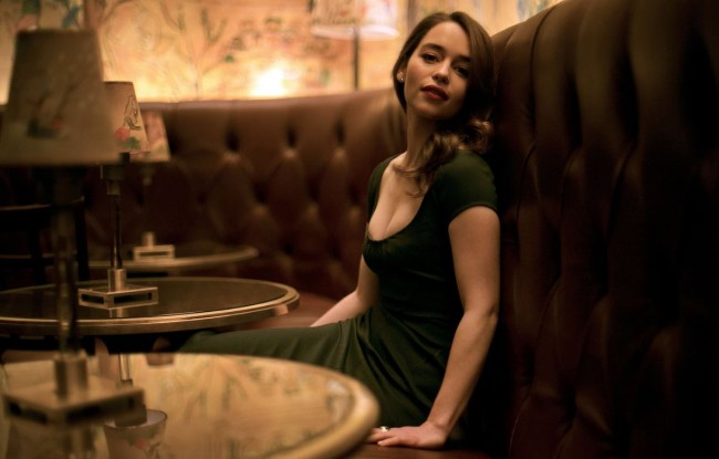 emilia clarke game of thrones hot still